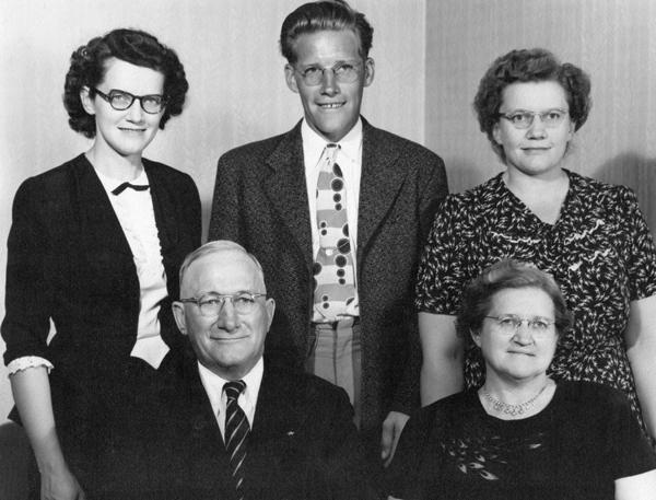 lundberg family history